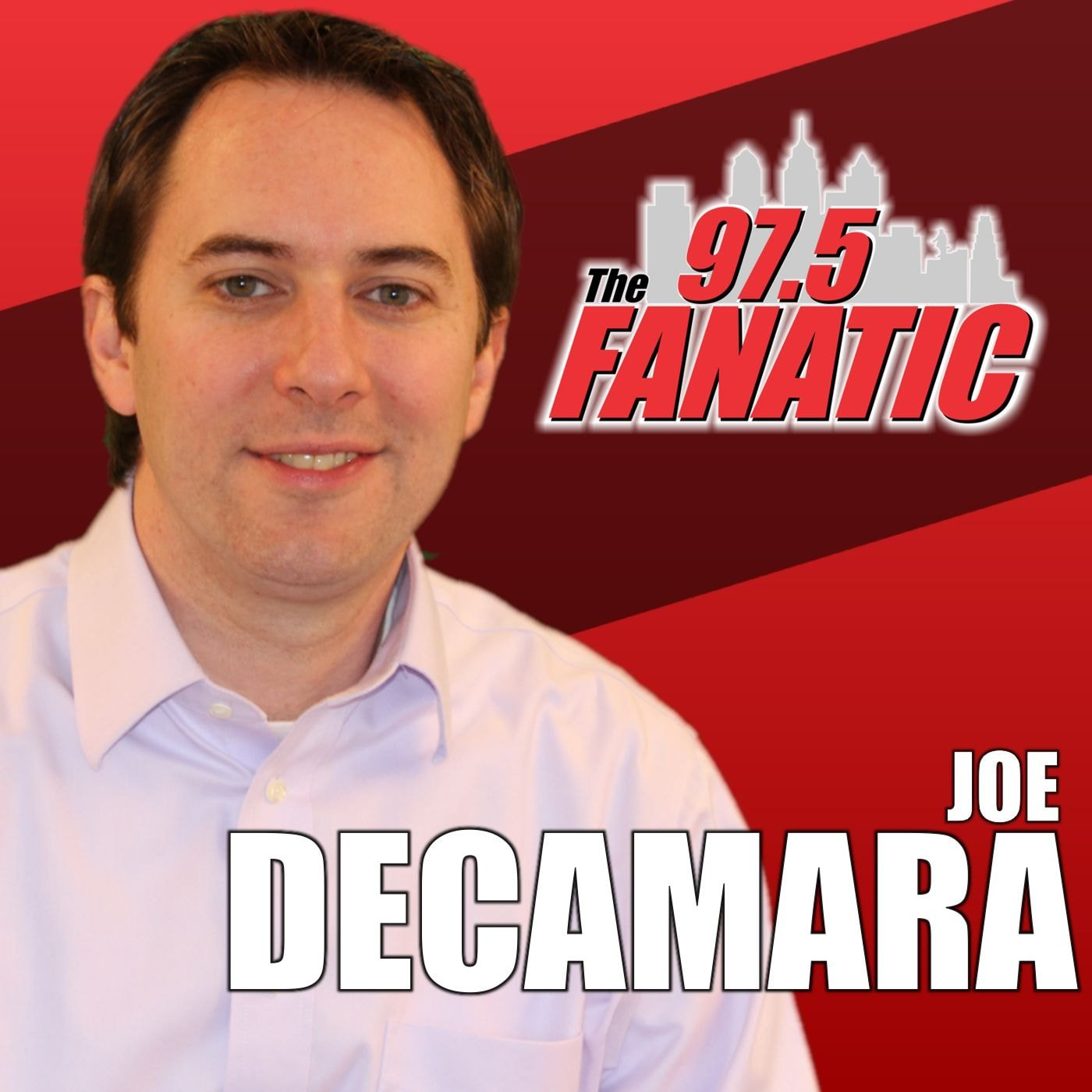 97.5 The Fanatic - Podcasts - Joe DeCamara