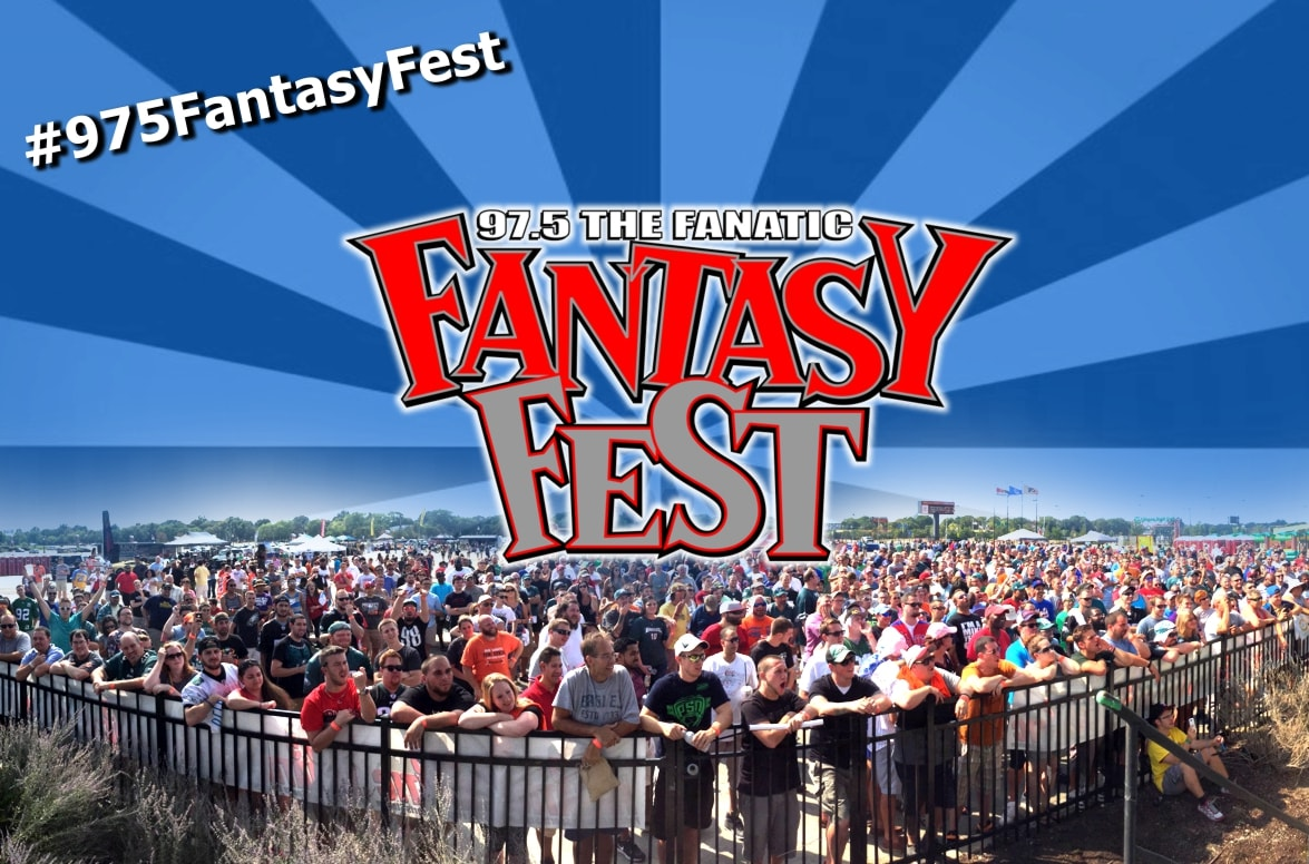 Visit The CSN Philly Tent At Fantasy Fest!