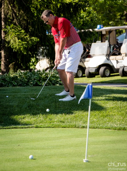 The Mike Missanelli Open - May 24, 2018 at Ron Jaworski's Downingtown Country Club in Downingtown, PA The proceeds from this event benefited the Salvation Army.