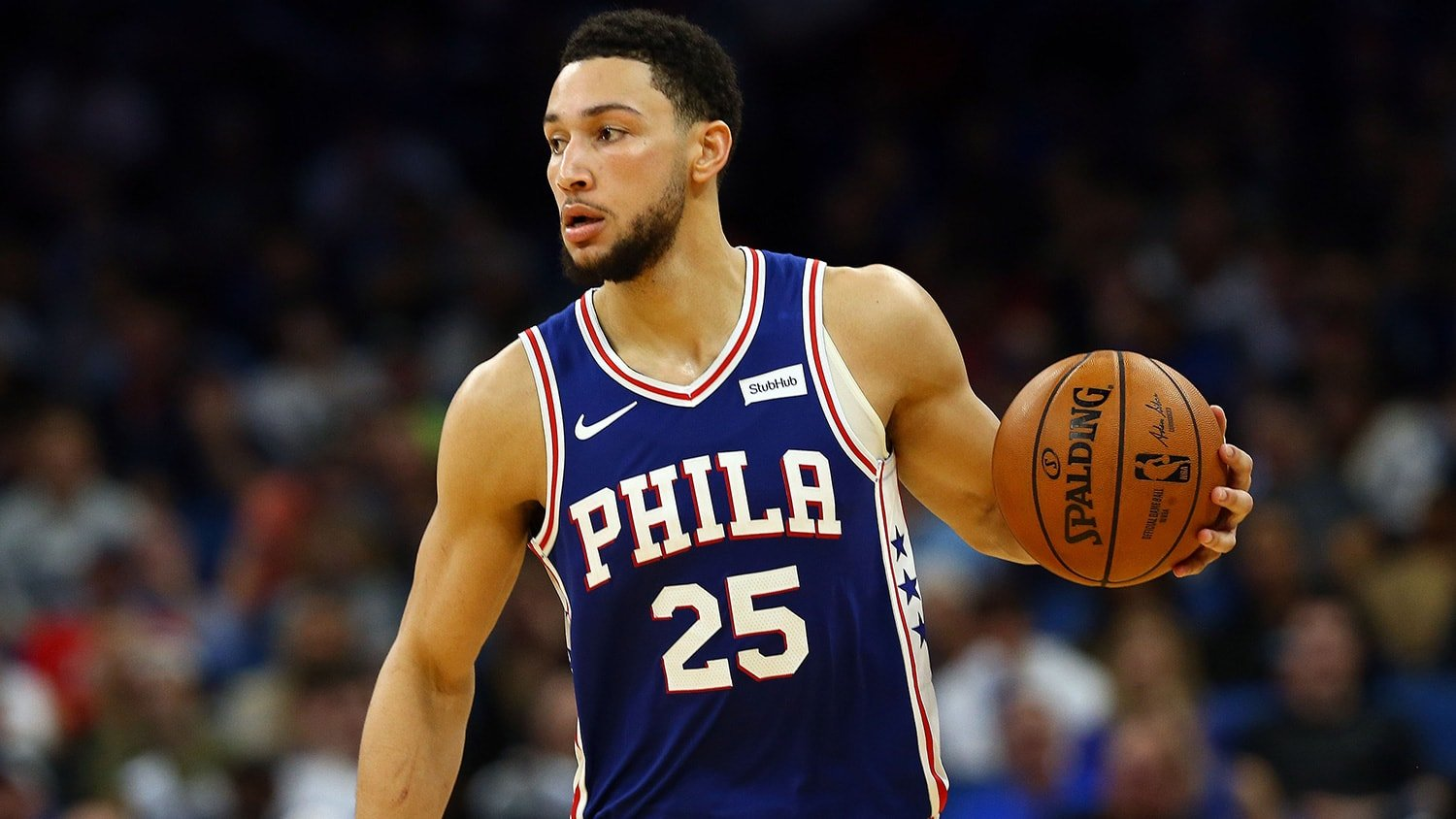 Brett Brown says Ben Simmons was vomiting because of pain ...