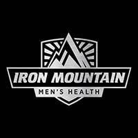 iron mountain graphic