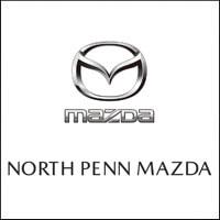 North Penn Mazda graphic