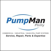PumpMan Philly logo